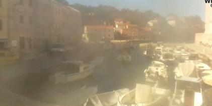 Náhledový obrázek webkamery Veli Lošinj - Kotviště