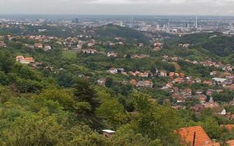 Náhledový obrázek webkamery Zagreb