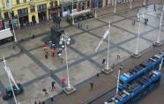 Náhledový obrázek webkamery Záhřeb - náměstí Bana Jelacica 2