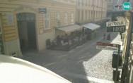 Náhledový obrázek webkamery Záhřeb - ulice Tomić