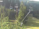 Náhledový obrázek webkamery Bílá - ski areál