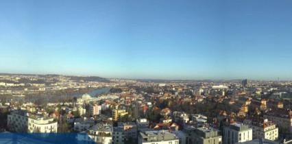 Náhledový obrázek webkamery Praha - Kavčí Hory