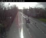 Náhledový obrázek webkamery Aabenraa - Rute 170 Nørreskovv. N
