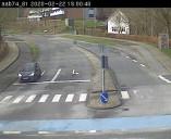 Náhledový obrázek webkamery Aabenraa - Rute 170 Nørreskovv. V