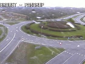 Náhledový obrázek webkamery Aabybro - Rute 11/55