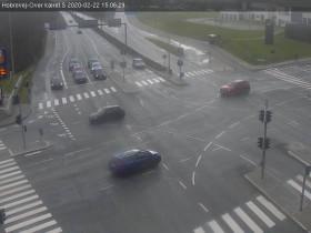 Náhledový obrázek webkamery Aalborg - Rute 180 Over Kæret