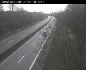 Náhledový obrázek webkamery Everdrup - E47, Rønnede