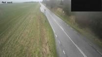 Náhledový obrázek webkamery Gjerlev - Rute 507