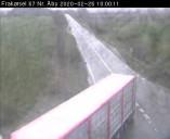 Náhledový obrázek webkamery  Nørre Åby - Rute 313
