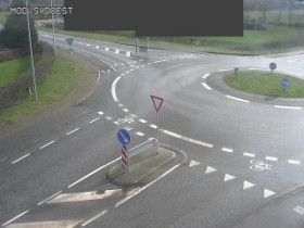 Náhledový obrázek webkamery Saksborg - Rute 8