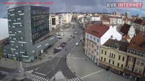 Náhledový obrázek webkamery Pardubice - Třída Míru