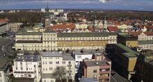Náhledový obrázek webkamery Pardubice - Staré město