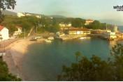 Náhledový obrázek webkamery Novi Vinodolski - pláž