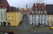 Náhledový obrázek webkamery Cheb, Czech Republic