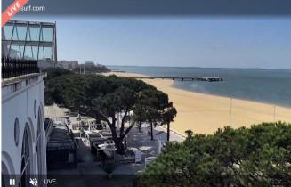 Náhledový obrázek webkamery Arcachon -panorama