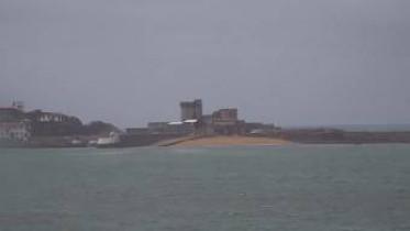 Náhledový obrázek webkamery Saint-Jean-de-Luz - Fort de Socoa
