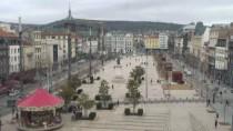 Náhledový obrázek webkamery Clermont-Ferrand - Place Jaude