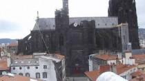 Náhledový obrázek webkamery Clermont-Ferrand - Cathédrale