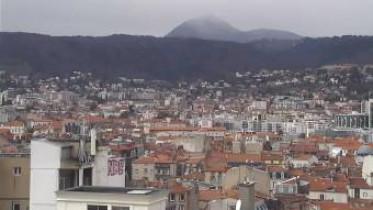 Náhledový obrázek webkamery Clermont-Ferrand - Puy de Dome