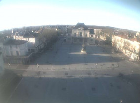 Náhledový obrázek webkamery Saint-Dizier - náměstí Aristide Briand