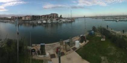 Náhledový obrázek webkamery Argelès-sur-Mer - přístav