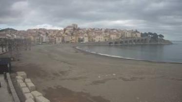 Náhledový obrázek webkamery Banyuls-sur-Mer