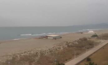 Náhledový obrázek webkamery Canet-en-Roussillon