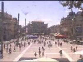 Náhledový obrázek webkamery Montpellier - Place de la Comédie