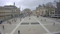 Náhledový obrázek webkamery Montpellier - Place de la Comédie 2