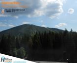 Náhledový obrázek webkamery Harrachov - pohled na Čertovu horu