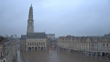 Náhledový obrázek webkamery Arras - Place des Héros