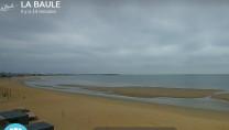 Náhledový obrázek webkamery La Baule-Escoublac - pláž