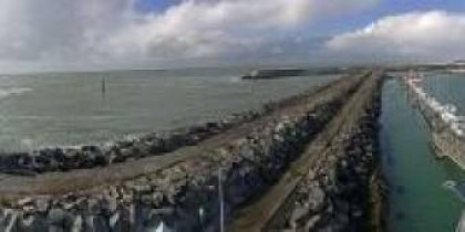 Náhledový obrázek webkamery Bourgenay - přístav