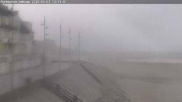 Náhledový obrázek webkamery Fort-Mahon - pláž