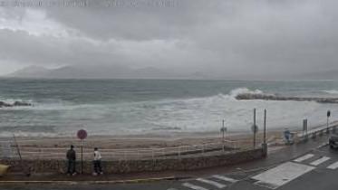 Náhledový obrázek webkamery Cannes - přístav