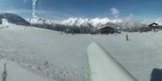 Náhledový obrázek webkamery Arêches - Plateau du Cuvy