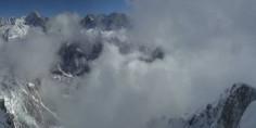 Náhledový obrázek webkamery Chamonix-Mont-Blanc -  Mont Blanc Valley