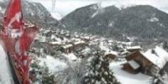 Náhledový obrázek webkamery Champagny-en-Vanoise -horské středisko