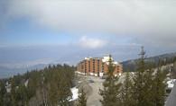 Náhledový obrázek webkamery Chamrousse -  lyžařské středisko