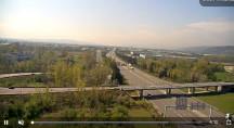 Náhledový obrázek webkamery Valence - dálnice A7