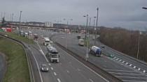 Náhledový obrázek webkamery Villefranche-sur-Saône - dálnice A6