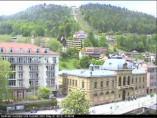 Náhledový obrázek webkamery Bad Wildbad -náměstí Kurplatz