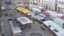 Náhledový obrázek webkamery Biberach - náměstí