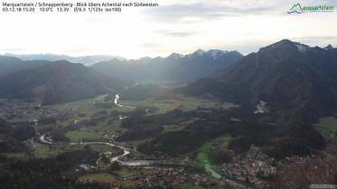 Náhledový obrázek webkamery Marquartstein - Hochlerch and Rechenberg
