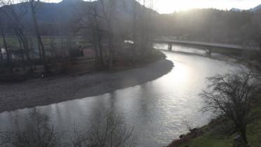 Náhledový obrázek webkamery Marquartstein - Tiroler Ache