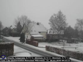 Náhledový obrázek webkamery Monschau-Mützenich